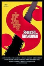 Watch Seduced and Abandoned Online 123movieshub